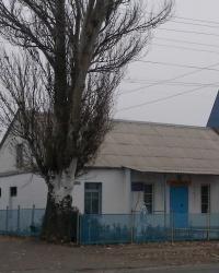 Церква святої мучениці Людмили в Матвіївці