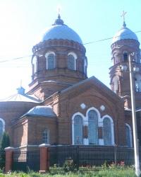 Миколаївська церква у Лебедині