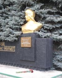 Памятник Николаю Малюге в Мелитополе