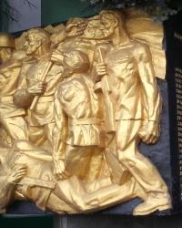 Пам'ятник працівникам та студентам ТДАТУ в Мелітополі – учасникам війни