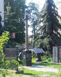 Пам'ятник  шахтарям Коростишева
