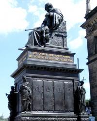 Пам'ятник королю саксонському Фрідріху Августу I