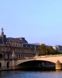 Міст Каррузель у Парижі