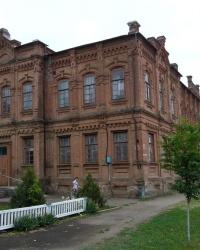 Здание реального училища в Приморске