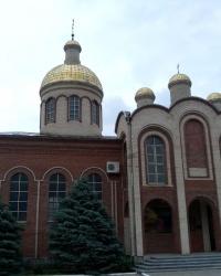 Свято-Никольский храм в Приморске
