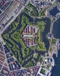 Копенгаген. Замок Кастель