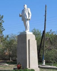 Памятник Ленину В.И. (снесен) в Балабино