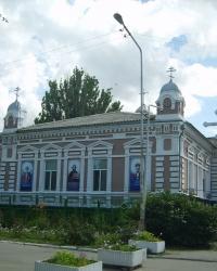 Церковь апостолов Петра и Павла в Васильевке