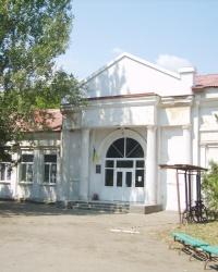 Торгові ряди в Оріхові