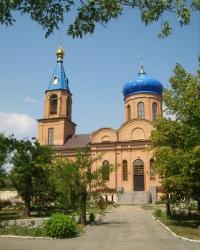 Покровская соборная церковь Орехова