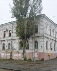 Дом Захарина в Запорожье