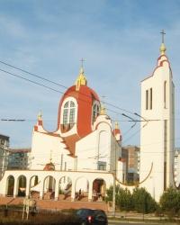 Церква святого Апостола Петра в Тернополі