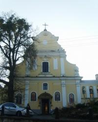 Церква Покрови Богородиці у Львові