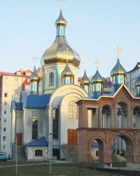Церква Святих Бориса і Гліба в Тернополі