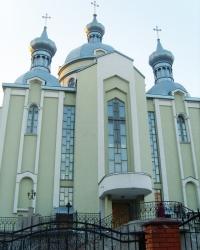 Храм святого архистратига Михаїла в Тернополі