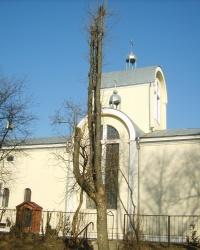 Церква святого Василія Великого в Тернополі