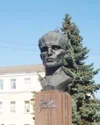 Пам'ятник Ярославу Стецьку в Тернополі