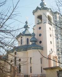 Церква святого священномученика Йосафата в Тернополі