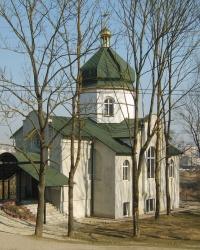Храм перенесення мощей святого Миколая в Тернополі