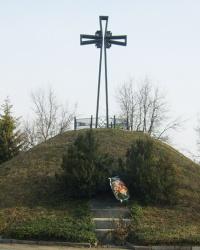Пам'ятник воїнам ОУН-УПА в Тернополі