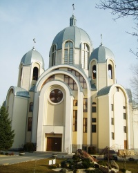 Храм Матері Божої Неустанної Помочі в Тернополі