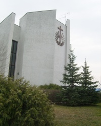 Новоапостольська церква в Тернополі
