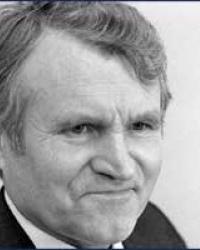Борис Мозолевський та Хортиця
