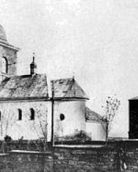 Церква Воздвиження Чесного Хреста у Тернополі