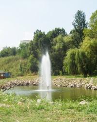 Парк Победы в Запорожье