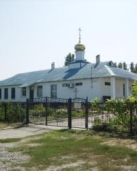 Церковь Рождества Пресвятой Богородицы во Владимировском у Запорожья