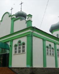 Кафедральный Собор Святой Троицы в Запорожье