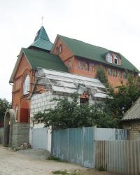 Святодуховская церковь в Запорожье