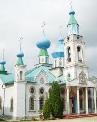 Свято-Никольский храм в Запорожье