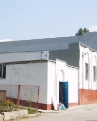 Храм свв. Бессребреников Косьмы и Дамиана в Запорожье