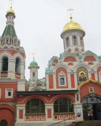 Казанский собор в Москве