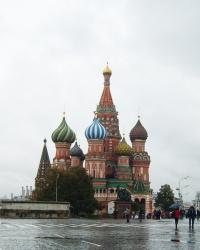 Собор Покрова Пресвятой Богородицы, что на Рву в Москве