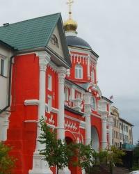Кизический Введенский монастырь в Казани