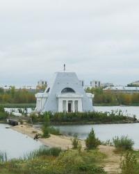 Храм-памятник воинам, павшим при взятии Казани