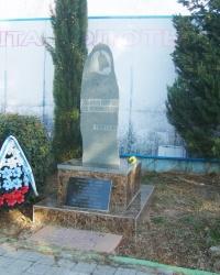 Памятник чернобыльцам г.Алушты