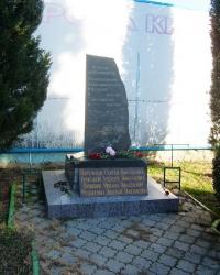 Памятник воинам-интенационалистам в г.Алуште