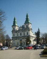 Церква Непорочного Зачаття Пресвятої Діви Марії в Тернополі