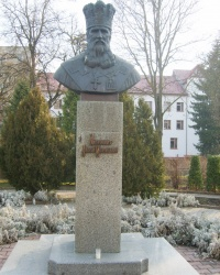 Пам'ятник Митрополиту Андрею Шептицькому в Тернополі