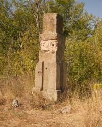 Топографический пункт возле Запорожья