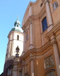 Костел Святого Мартіна у Варшаві