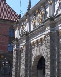 Ґданьск. Високі ворота