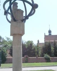 Пам'ятник Яну Гевелію (1) в Ґданську