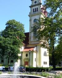 Церква Спаса в Сопоті