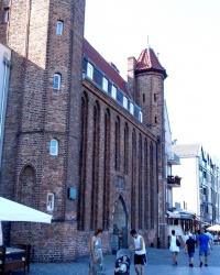 Гданськ. Страганярські ворота