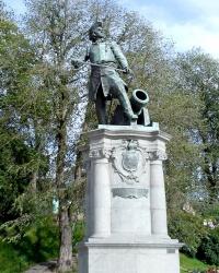 Пам'ятник Пітеру Весселю в Осло