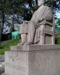 Пам'ятник Франкліну Рузвельту в Осло